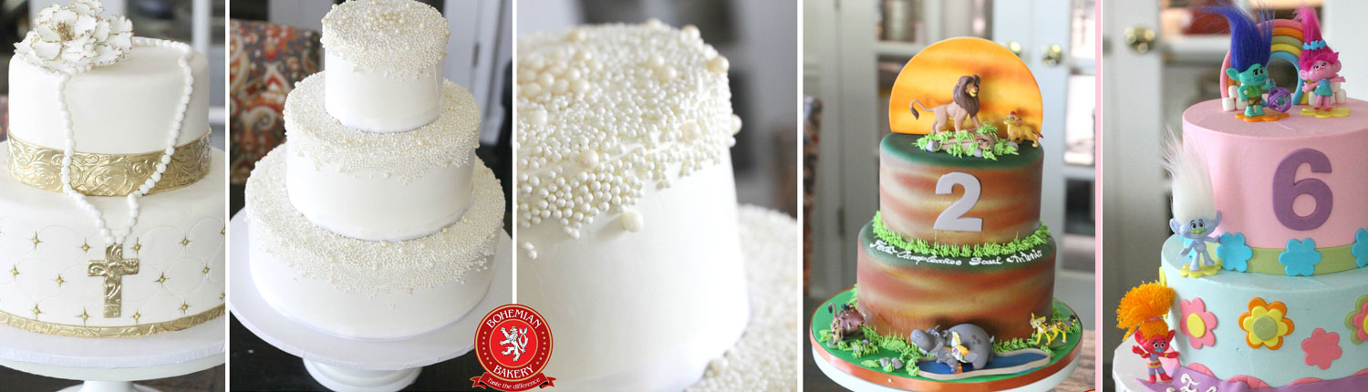 We Offer Round, Square, Whimsical, Petal, Oval, Heart Or Hexagon Shaped  Cakes. Our Pricing U0026 Flavors Are Second To None.