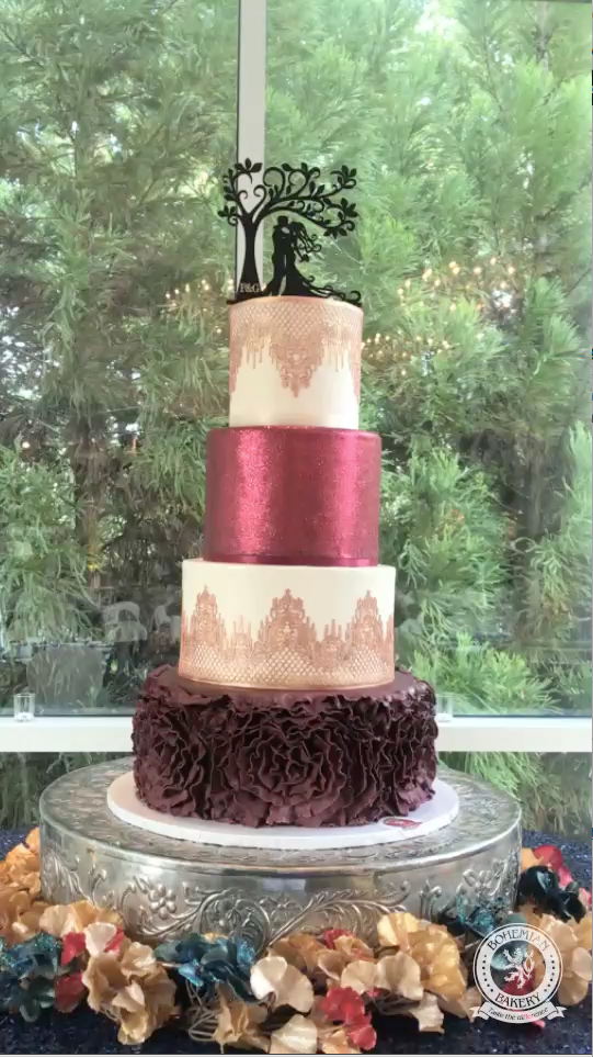 Atlanta Wedding Cakes